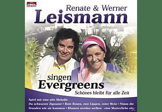 Werner - Singen Evergreens-Schönes Bleibt Für Alle Zeit  - (CD)