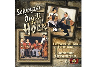 Schwyzerörgeli Duo Schumacher - Schwyzerörgeli Höck  - (CD)
