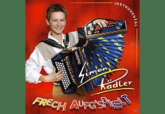 Simon Rädler - Frech Aufg Spielt  - (CD)