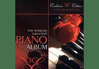 Bellevue - THE WORLD GREATEST PIANO ALBUM  - (CD)