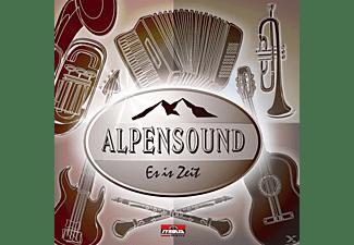 Alpensound - Es Is Zeit  - (CD)