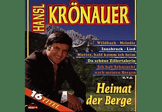Hansl Krönauer - Heimat Der Berge  - (CD)