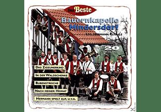 Bauernkapelle Mindersdorf - Das Beste der ... / 20 Top Vol  - (CD)