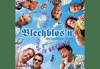 Blechblos'n Die Bayrische Band - Humba Humba Tralala Living in  - (CD)