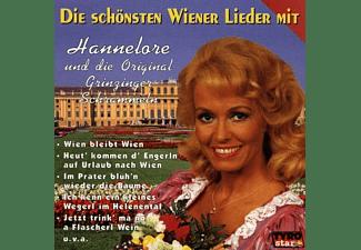 Hannelore Und Die Original Grinzinger Schrammeln - Die Schönsten Wiener Lieder  - (CD)