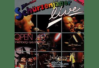 Die (zillertale Schürzenjäger - Open Air Finkenberg/Live-Mitsc  - (CD)