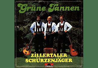 Die (zillertale Schürzenjäger - Grüne Tannen  - (CD)