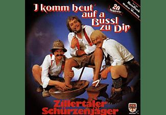 Die (zillertale Schürzenjäger - I' komm heut' auf a Bussl zu D  - (CD)