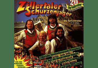 Schürzenjäger - 20 Top Volltreffer  - (CD)