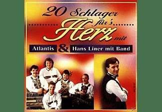 Atlantis - 20 Neue Top Volltreffer  - (CD)