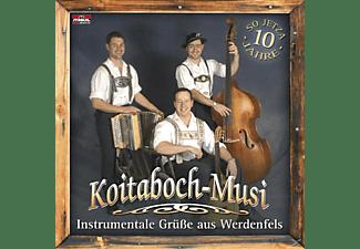 Musi - Instrumentale Grüße Aus Werdenfels  - (CD)