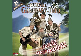 Orig. Gamsbart-trio - 25 Jahre Fetzig Auf Gspielt!  - (CD)