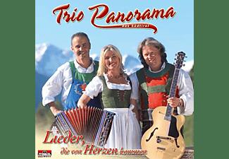 Trio Panorama Aus Südtirol - Lieder,Die Von Herzen Kommen  - (CD)