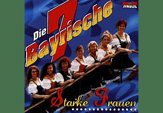 Die Bayrische 7 - Starke Frauen  - (CD)