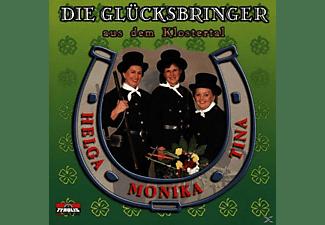 Die Glücksbringer - Aus Dem Klostertal  - (CD)
