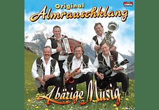 Original Almrauschklang - A Bärige Musig  - (CD)