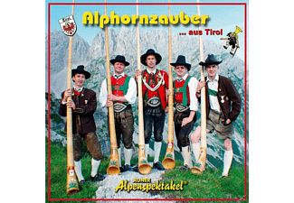 Auner-alpenspektakel - Alphornzauber ... aus Tirol  - (CD)