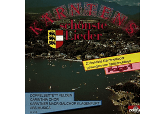 VARIOUS - Kärntens schönste Lieder - Folge 1  - (CD)