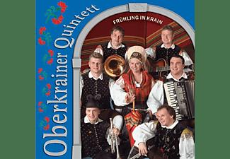 Oberkrainer Quintett - Frühling in Krain  - (CD)
