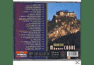 VARIOUS - Kärntens Männerchöre Folge 1  - (CD)