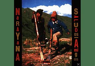 Narayana - Saludos Amigos  - (CD)