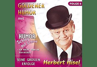 Herbert Hisel - Goldener Humor, Folge 6  - (CD)