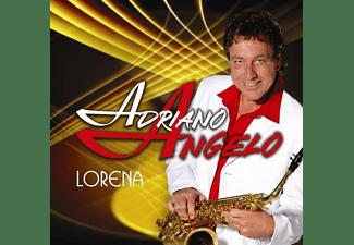 Adriano Angelo - Happy Sax, Lorena  - (CD)