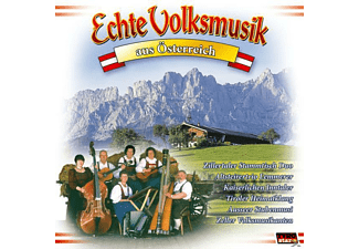 VARIOUS - Echte Volksmusik Aus Österreich  - (CD)