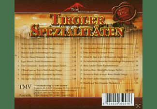 VARIOUS - Tiroler Spezialitäten  - (CD)
