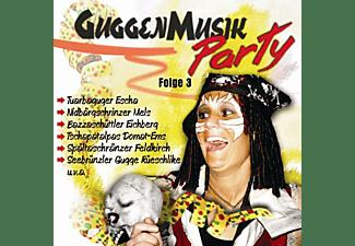 VARIOUS - Guggen Musik Party Vol. 3  - (CD)