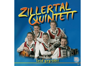 Zillertal Quintett - Seid Gegrüßt!  - (CD)