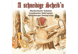 VARIOUS - A SCHNEIDIGE SCHEIB N  - (CD)
