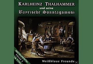 Thalhammer Karlheinz Und Seine - Weißblaue Freunde  - (CD)