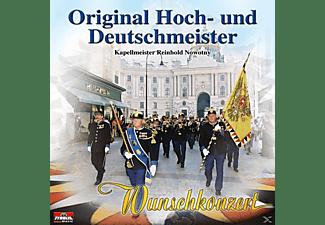 Orig. Hoch- Und Deutschmeister - Wunschkonzert  - (CD)