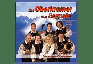 Die Oberkrainer Aus Begunje - Die Lustigen Oberkrainer  - (CD)
