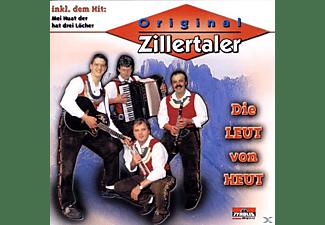 Original Zillertaler - Die Leut von Heut  - (CD)