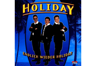 Holiday - Endlich Wieder Holiday  - (CD)