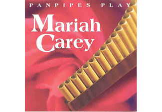 Ricardo Caliente - Panpipes Play Mariah Carey  - (CD)