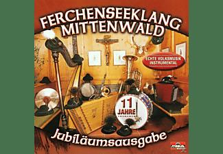 Ferchenseeklang Mittenwald - Jubiläumsausgabe 11 Jahre  - (CD)