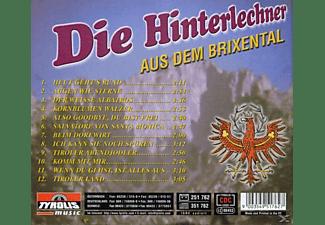 Die Hinterlechner - Heut Geht's Rund  - (CD)