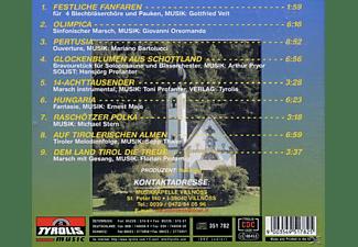 Musikkappelle Villnöss - Festliche Fanfaren  - (CD)