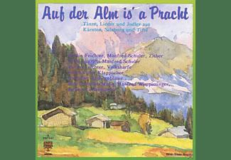 VARIOUS - Auf Der Alm Is' A Pracht  - (CD)