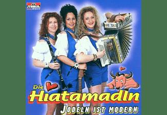 Die Hiatamadln - Jodeln Ist Modern  - (CD)