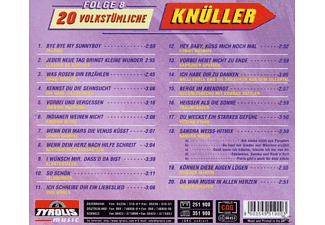 VARIOUS - 20 Volkstümliche Knüller Folge  - (CD)