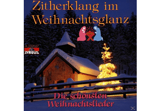 VARIOUS - Zitherklang Im Weihnachtsglanz  - (CD)