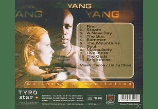 VARIOUS - Yang (Wellness & Meditation)  - (CD)
