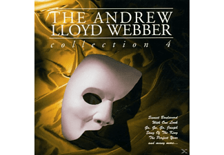 VARIOUS - The Andrew Lloyd Webber Collection 4  - (CD)