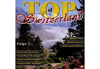 VARIOUS - Top Of Switzerland-Folge 2  - (CD)