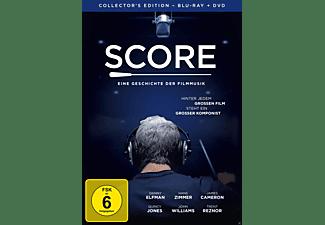 Score - Eine Geschichte der Filmmusik Blu-ray + DVD