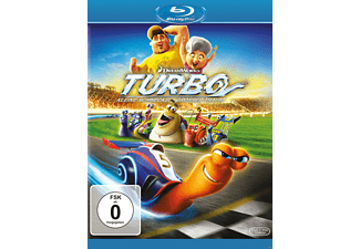 Turbo - (Blu-ray)